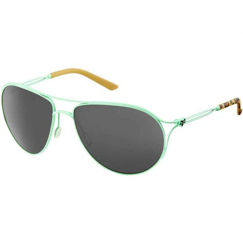 Fox Racing The Stella Women's Sunglasses, color: Matte Mint Cheetah/Grey | Lust for Dust/Grey | Satin Silver Pink Cheetah/Grey, category/department: women-sunglasses